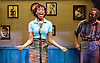 Memphis <br /> The Musical <br /> at the Shaftesbury Theatre, London, Great Britain <br /> Press photocall<br /> 21st October 2014 <br /> <br /> <br /> Beverley Knight as Felicia Farrell <br /> <br /> <br /> <br /> Photograph by Elliott Franks <br /> Image licensed to Elliott Franks Photography Services