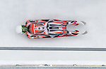 JR World Cup Luge grid race