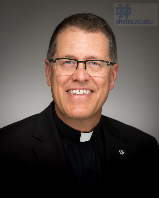 May 12, 2017; Rev. Paul V. Coleman C.S.C. (Photo by Matt Cashore/University of Notre Dame)