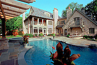 A luxury private residence in Hinsdale, IL.