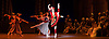 The Flames of Paris <br /> Bolshoi Ballet <br /> at The Royal Opera House, Covent Garden, London, Great Britain <br /> 5th August 2016 <br /> rehearsals<br /> <br /> <br /> <br /> Anna Tikhomirova as Mireille de Poitiers an actress <br /> <br /> <br /> <br /> <br /> <br /> Photograph by Elliott Franks <br /> Image licensed to Elliott Franks Photography Services