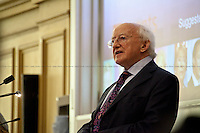 21.02.2012 - LSE Presents: Meeting Michael D. Higgins - President of Ireland