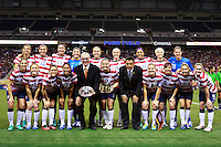 USWNT vs China, December 8, 2012