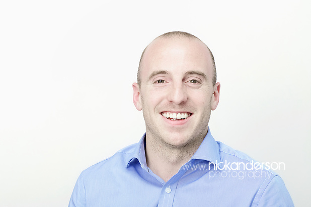London corporate portrait photographer Nick Anderson