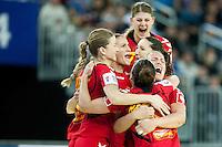 20141217: CRO, Handball - 2014 EHF European Women's Championship, Sweden vs Montenegro