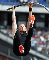 Steven Hooker at the Samsung Diamond League. Paris,France Friday, July  16, 2010.Photo by Errol Anderson.