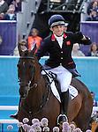 31/07/2012 - Equestrian Eventing - Greenwich Park - London