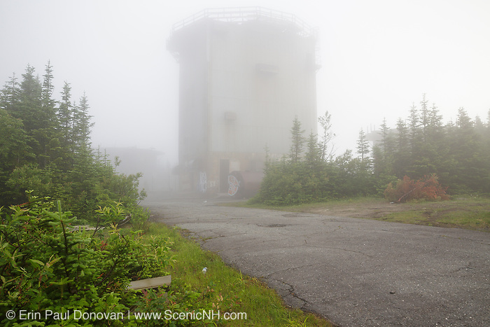Lyndonville Air Force Station on East Mountain in East Haven, Vermont. The US Air Force built the North Concord Radar Station on top of East Mountain in 1955. Its name was changed to Lyndonville Air force Station in 1962 and then closed in 1963. In 1961, the station supposedly reported a UFO sighting, just a few hours (+/-) before the reported abduction of Barney and Betty Hill on September 19-20, 1961
