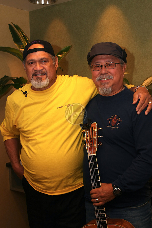 1st Annual Seattle Slack Key Festival