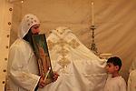 Ascension Day, Coptic Orthodox ceremony