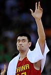 Olympia 2008 in Peking, Basketball Maenner, Litauen - China