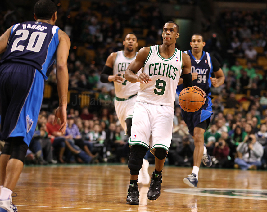 NBA 2014: Celtics vs Mavericks