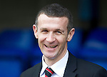 St Johnstone v Dunfermline....25.02.12   SPL.Pars boss Jim McIntyre.Picture by Graeme Hart..Copyright Perthshire Picture Agency.Tel: 01738 623350  Mobile: 07990 594431
