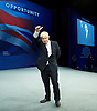 Conservative Party Conference <br /> Manchester, Great Britain <br /> Day 3<br /> 6th October 2015 <br /> <br /> Boris Johnson MP<br /> Mayor of London <br /> speech <br /> <br /> <br /> <br /> Photograph by Elliott Franks <br /> Image licensed to Elliott Franks Photography Services