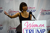 Women Vote Trump presser