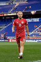 Harrison, NJ - Wednesday Aug. 03, 2016: Mike Grella during a CONCACAF Champions League match between the New York Red Bulls and Antigua at Red Bull Arena.
