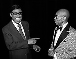 Earl Hines and Eubie Blake, Jan 28, 1977, Zellerbach Theater, Berkeley