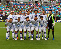 El Salvador prior to the Concacaf Gold Cup, the final score of this match was 1-1