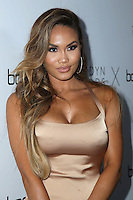 WEST HOLLYWOOD, CA - AUGUST 31: Daphne Joy at the Jordyn Woods x boohoo Launch Party! at Neuehouse in West Hollywood, California on August 31, 2016. Credit: David Edwards/MediaPunch