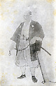 Undated - Rinzo Mamiya (1775-1844) was a Japanese explorer of the late Edo period. Later in his life he would become an undercover agent for the Tokugawa shogunate. He is best known for his exploration and mapping of Sakhalin (Karafuto), which resulted in his discovery that Sakhalin was indeed an island and not connected to the Asian continent.  (Photo by Kingendai Photo Library/AFLO)