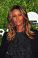 NEW YORK, NY - OCTOBER 17: Iman at the God's Love We Deliver Golden Heart Awards on October 17, 2016 in New York City. Credit: John Palmer/MediaPunch
