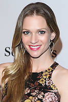 """HOLLYWOOD, LOS ANGELES, CA, USA - FEBRUARY 26: A.J. Cook at The Art Of Elysium's 7th Annual """"Pieces Of Heaven"""" Charity Art Auction held at Siren Studios on February 26, 2014 in Hollywood, Los Angeles, California, United States. (Photo by David Acosta/Celebrity Monitor)"""