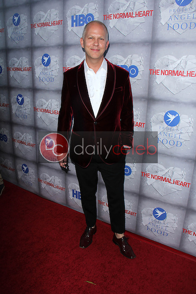 Ryan Murphy<br /> at the HBO Premiere of &quot;The Normal Heart,&quot; WGA Theater, Beverly Hills, CA 05-19-14<br /> David Edwards/DailyCeleb.com 818-249-4998