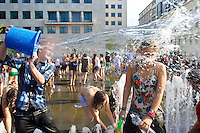 Water Fight Day Budapest 2010