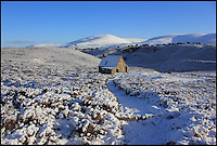 BNPS.co.uk (01202 558833)<br /> Pic: GeoffAllan/BNPS<br /> <br /> Located at Ryvoan in the Eastern Highlands this bothy sleeps 4.<br /> <br /> Views with rooms. - New book reveals the remote 'bothies' that lie hidden in some of Britain's most spectacular locations.<br /> <br /> Nestled away in the beautiful remote wilderness of Scotland are a network of secluded mountain huts - known as bothies - where walkers can stay the night before heading to pastures new.<br /> <br /> What is so special about these quaint outposts in some of the most idyllic and untouched landscapes north of the border is that they are completely free to use.<br /> <br /> As a result, the location of many bothies has been a closely guarded secret with visitor centres reluctant to advertise their whereabouts for fear they become overcrowded.<br /> <br /> But in his new book, The Scottish Bothy Bible, author and photographer Geoff Allan has listed more than 80 of them in a bid to make them known to a wider audience.