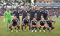 San Jose Earthquakes vs Colorado Rapids, August 25, 2012