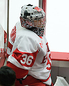 Alissa Fromkin (BU - 36) - The Boston University Terriers defeated the visiting Union College Dutchwomen 6-2 on Saturday, December 13, 2012, at Walter Brown Arena in Boston, Massachusetts.