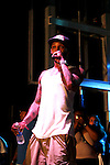 Joe Budden of Slaughterhouse Performs at the 8th Annual Rock The Bells Held on Governors Island, NY 9/3/11