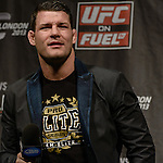 "UFC on Fuel TV 7: Michael Bisping ""Fight Club"" Q&A"