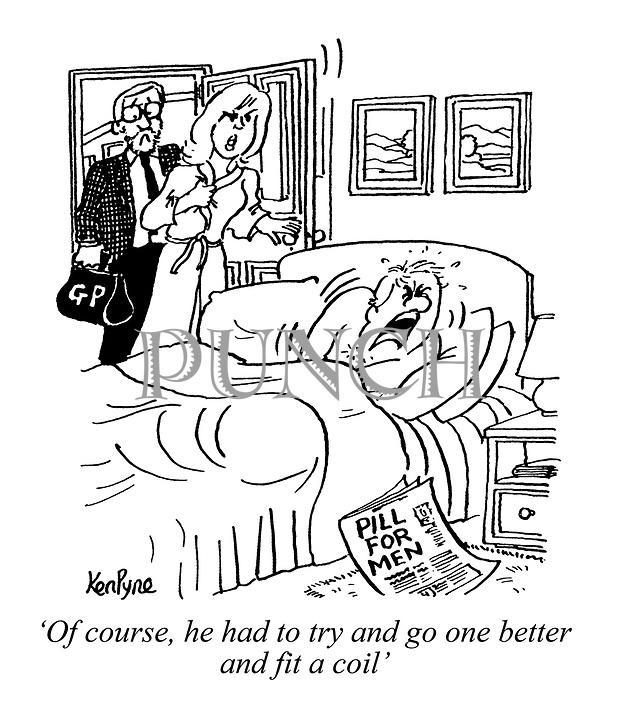 Ken Pyne Cartoons - Images | PUNCH Magazine Cartoon Archive