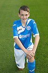 St Johnstone Academy Under 14&rsquo;s&hellip;2016-17<br />Kieran Forber<br />Picture by Graeme Hart.<br />Copyright Perthshire Picture Agency<br />Tel: 01738 623350  Mobile: 07990 594431
