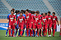 Kashima Antlers team group, APRIL 19, 2011 - Football : AFC Champions League 2011 Group H, between Kashima Antlers 1-1 Suwon Samsung Bluewings at National Stadium, Tokyo, Japan. The game started at 2pm on Tuesday afternoon in Tokyo as Kashima are unable to use their home stadium as a result of the earthquake and tsunami that hit the east coast of Japan on March 11th 2011 and due to the ongoing nuclear crisis in Fukushima which has reduced the electricity supply to the region meaning that floodlit night games cannot be justified. (Photo by Jun Tsukida/AFLO SPORT) [0003]