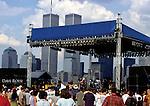World Trade Center, Lower Manhattan, September 2001