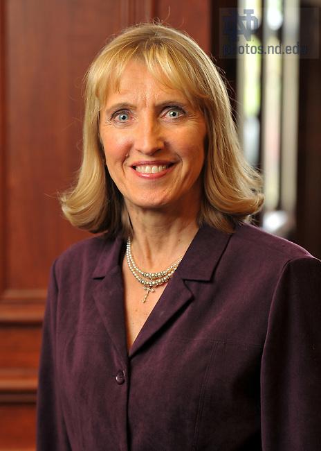 2010 Presidential Award Winner Paula Horn..Photo by Matt Cashore/University of Notre Dame