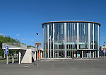Modern Building of P&auml;rnu Concert Hall, Estonia