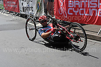 Steven Arnold during the Abergavenny Festival of Cycling &quot;Para Grand Prix of Wales&quot; race on Sunday 17th 2016<br /> <br /> <br /> Jeff Thomas Photography -  www.jaypics.photoshelter.com - <br /> e-mail swansea1001@hotmail.co.uk -<br /> Mob: 07837 386244 -