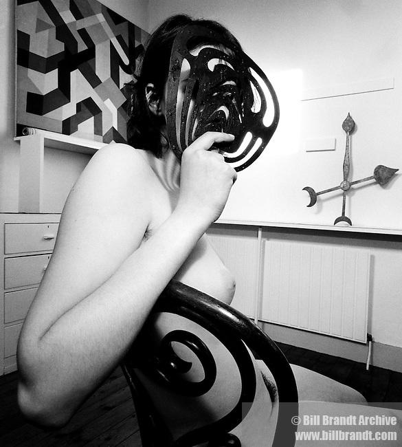 Nude, Hampstead, 1980