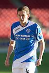 St Johnstone FC&hellip; Season 2016-17<br />Blair Alston<br />Picture by Graeme Hart.<br />Copyright Perthshire Picture Agency<br />Tel: 01738 623350  Mobile: 07990 594431