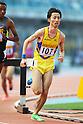 Tsuyoshi Takeda (JPN), .MAY 6, 2012 - Athletics : .SEIKO Golden Grand Prix in Kawasaki, Men's 3000mSC .at Kawasaki Todoroki Stadium, Kanagawa, Japan. .(Photo by Daiju Kitamura/AFLO SPORT)
