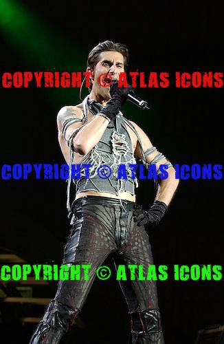 "JANE""S ADDICTION,  Lollapalooza Festival 2003,.Photo Credit: Eddie Malluk/Atlas Icons.com"