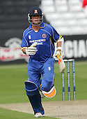 Mark Pettini of Essex - Essex Eagles vs Middlesex Crusaders - Friends Provident Trophy at Ford County Ground, Chelmsford - 20/05/07 - MANDATORY CREDIT:  Gavin Ellis / TGSPHOTO - IMAGES USED WILL BE INVOICED AT STANDARD RATES