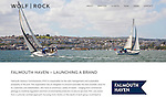 CLIENT: WOLF ROCK // PROJECT: WEBSITE // PROJECT MANAGEMENT: PHIL GENDALL www.wolfrock.co.uk