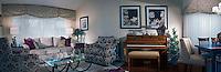 Marie Stewart; Interior Design, House, 23666 Andorra; CA; California; Interior, Interiors;  Valencia; designer