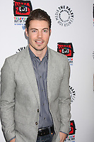 "LOS ANGELES - APR 12:  Josh Henderson arrives at Warner Brothers ""Television: Out of the Box"" Exhibit Launch at Paley Center for Media on April 12, 2012 in Beverly Hills, CA"