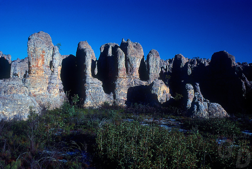 """Rare Photos from the """"Ruined City"""" deep in Arnhem Land is a sacret site for the local Aboriginal tribe from Roper River, no outsiders are normally allowed to venture into this area. Northern Territory Australia"""