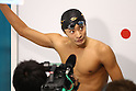 Ryosuke Irie (JPN), APRIL 9, 2011 - Swimming : 2011 International Swimming Competitions Selection Trial, Men's 100m Backstroke Final at ToBiO Furuhashi Hironoshin Memorial Hamamatsu City Swimming Pool, Shizuoka, Japan. (Photo by Daiju Kitamura/AFLO SPORT) [1045]